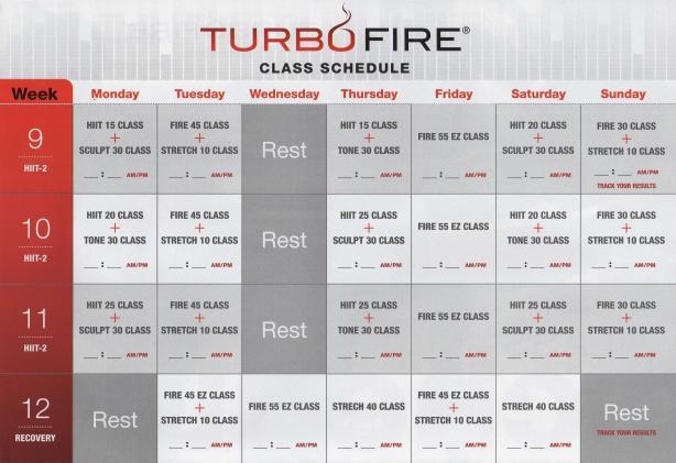 TurboFire - Kalendarz (3)