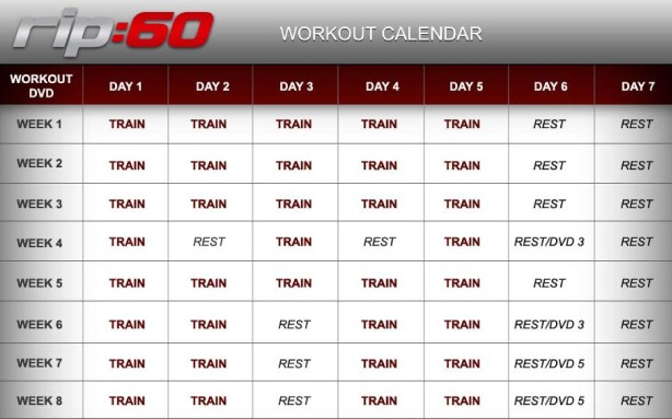 Rip 60 Fitness System - Calendar-page-001